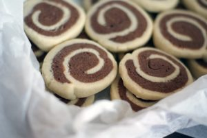 Read more about the article Chocolate pinwheels {101 Days of Christmas}