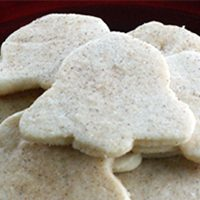 Cinnamon Sugar Cookies