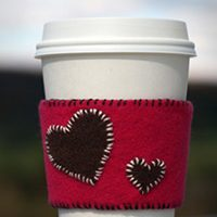 Felt Coffee Cozy