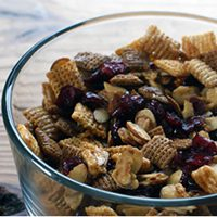 Cranberry-Orange Chex Mix