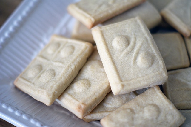 Quick & Easy Springerle Cookies