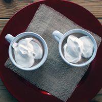 Egg Nog Hot Chocolate