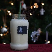 Barb's Homemade Egg Nog