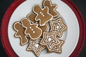 Gluten-free gingerbread {101 Days of Christmas}