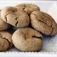 Soft Gingerbread Cookies