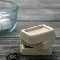 Homemade Oatmeal Soap