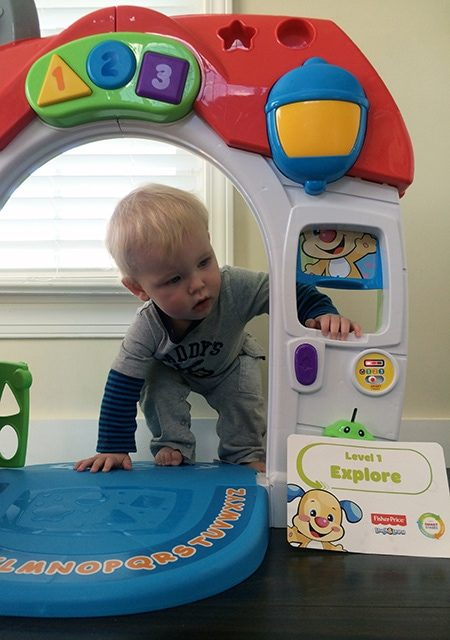 Smart Stages toys that grow with baby