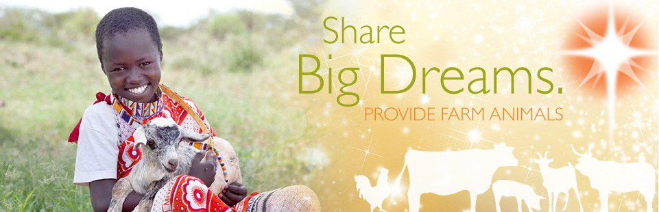 Share Big Dreams :: Provide Farm Animals to Families Around the World