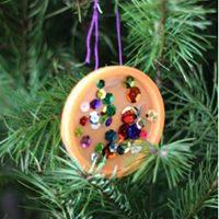 Simple Lid Ornaments