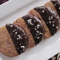 Gluten-Free Pecan Shortbread