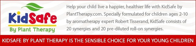 Plant Therapy Kid-Safe Essential Oils