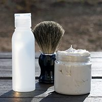 DIY Shaving Cream & Aftershave