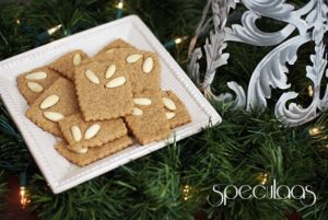 Dutch speculaas {101 Days of Christmas}