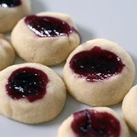Shortbread Thumbprints