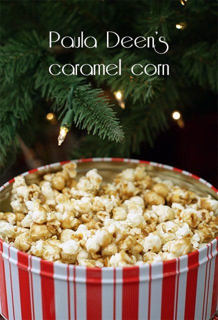 Paula Deen's Caramel Corn
