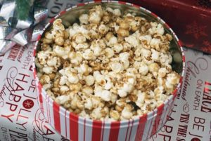 Paula Deen's caramel corn {101 Days of Christmas}