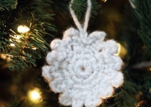 Read more about the article Crocheted snowflakes {101 Days of Christmas}