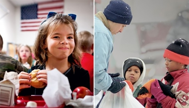 Three ways to serve your local community {101 Days of Christmas}