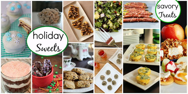 Holiday Sweets & Savory Treats