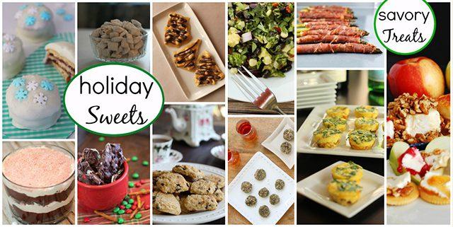 Holiday Sweets & Savory Treats