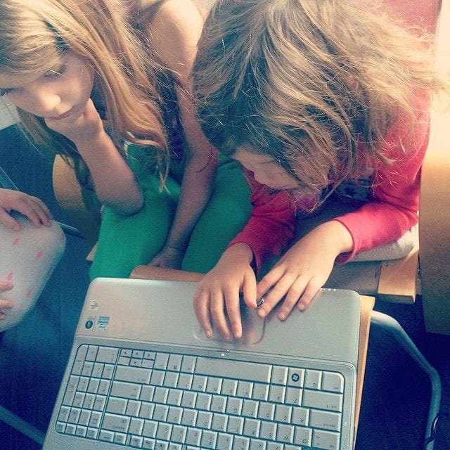 Technology in our homeschool