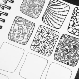 The dirty secret of creativity {and the doodles I don't really want to show you}