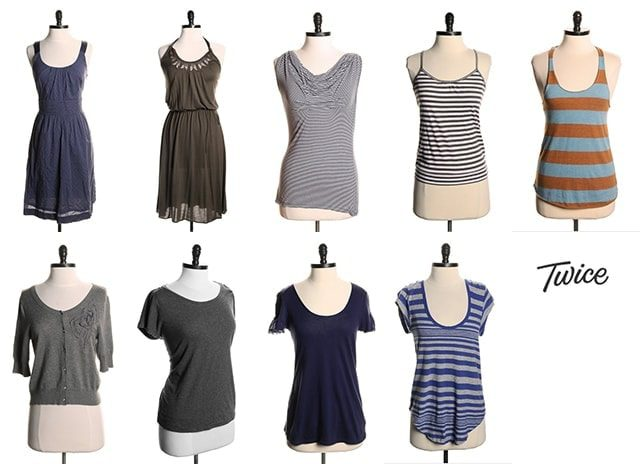 Adventures in online clothes shopping {Schoola, Twice & Stitch Fix}