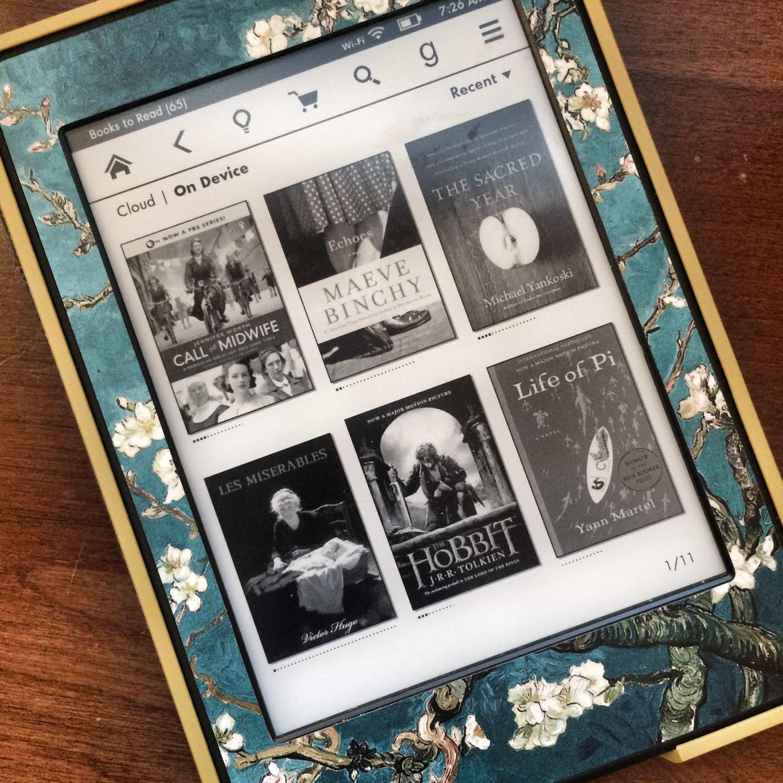 When do you abandon a book?