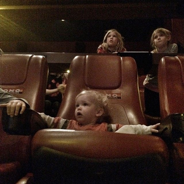 What we splurge on: Family movie dates