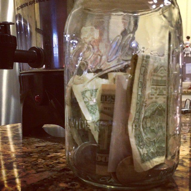 Things we splurge on: Giving