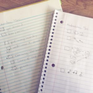 How we're using spiral notebooks to simplify