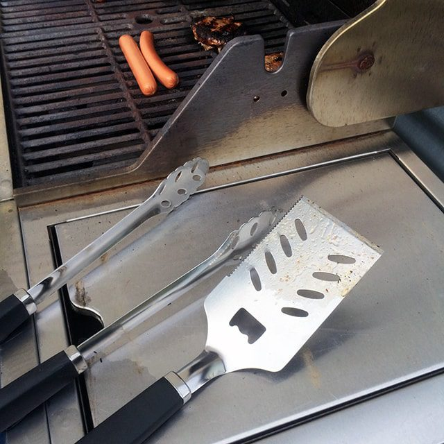 Grilling with Kenmore