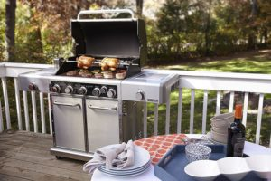 Summer grilling with Kenmore {and my favorite way to make burgers!}
