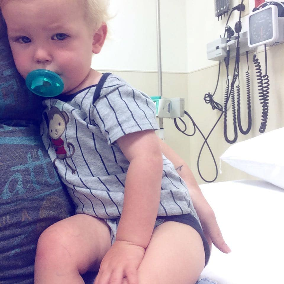 On ER visits, pediatric orthopedists and blogging breaks