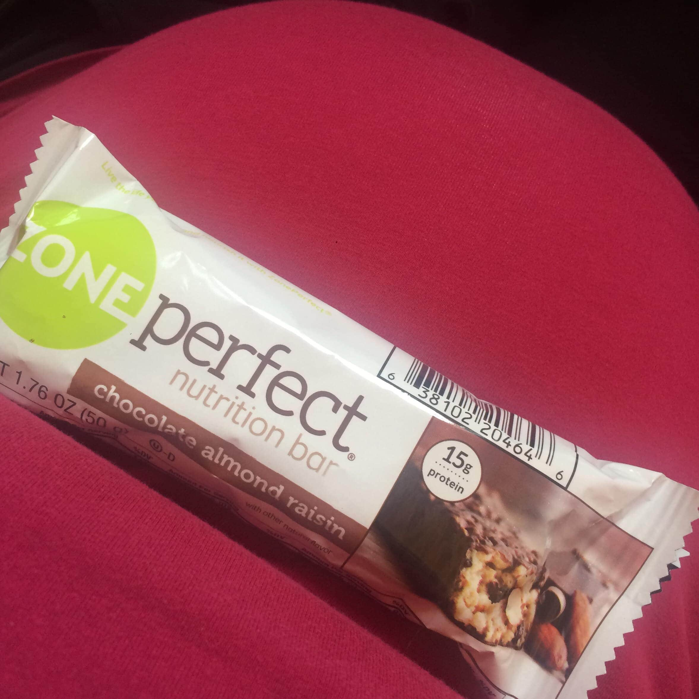 Getting enough protein on the go with ZonePerfect® bars