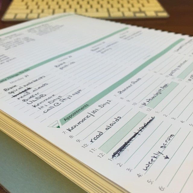 Let's talk about planners and to-do lists