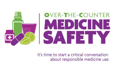 The importance of teaching over-the-counter medicine safety