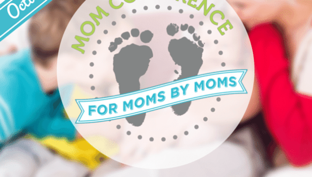 Register for this year's The Mom Conference for FREE