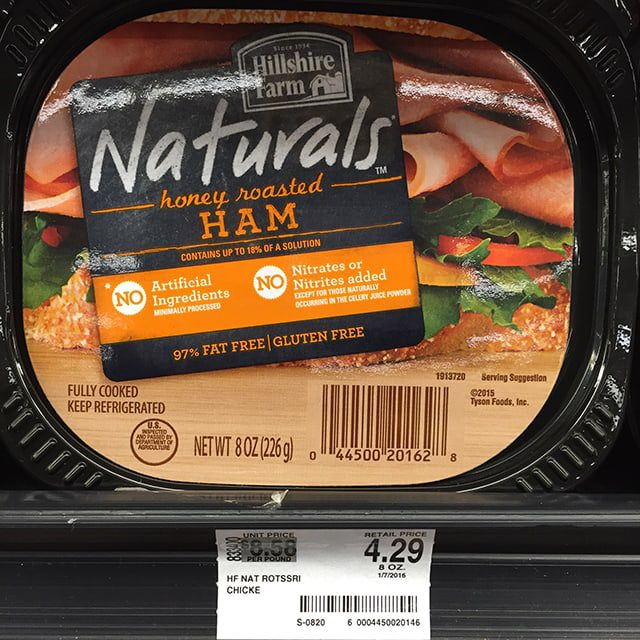 Hillshire Farm® Naturals Lunch Meat at Food Lion