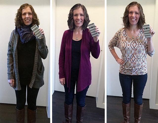 4 StitchFix pieces I kept this month {and what I did with the 5th!}