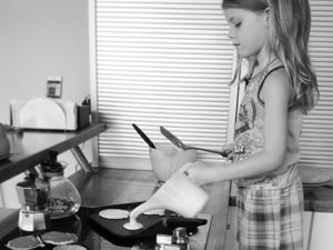 6 lessons I've learned about kids in the kitchen