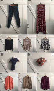 My Stitch Fix capsule {and creating a wardrobe I adore}