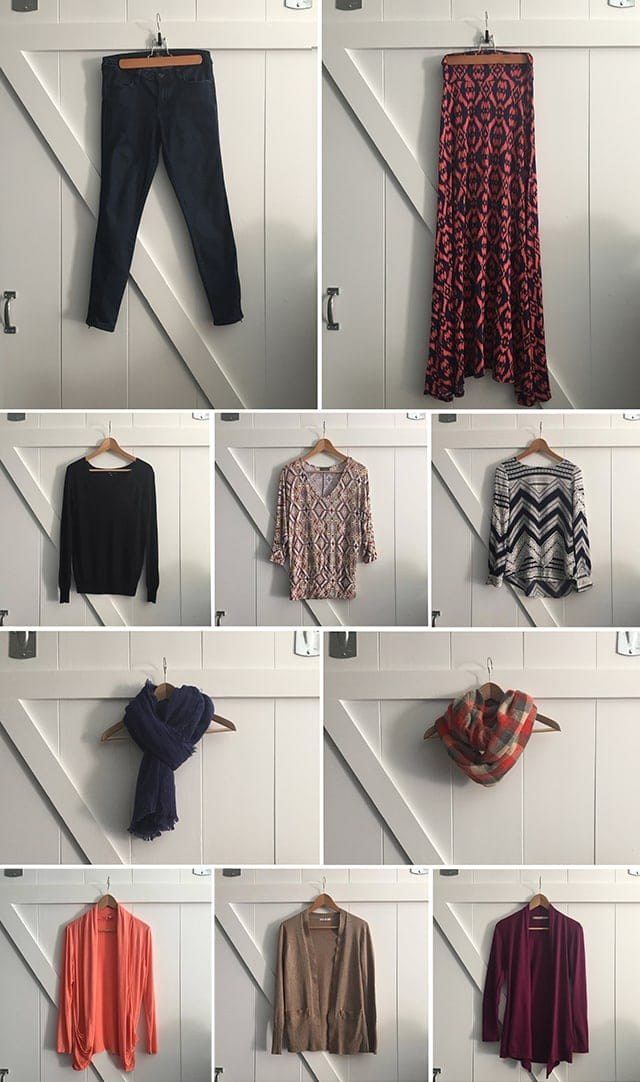 My Stitch Fix capsule wardrobe {and creating a wardrobe I love}