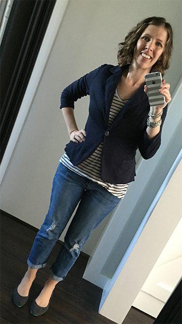 Stitch Fix boyfriend jeans styled 4 ways (https://www.stitchfix.com/referral/4728707)