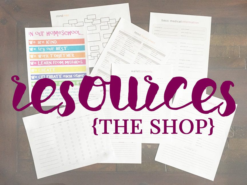 Resources for Work-at-Homeschooling Moms