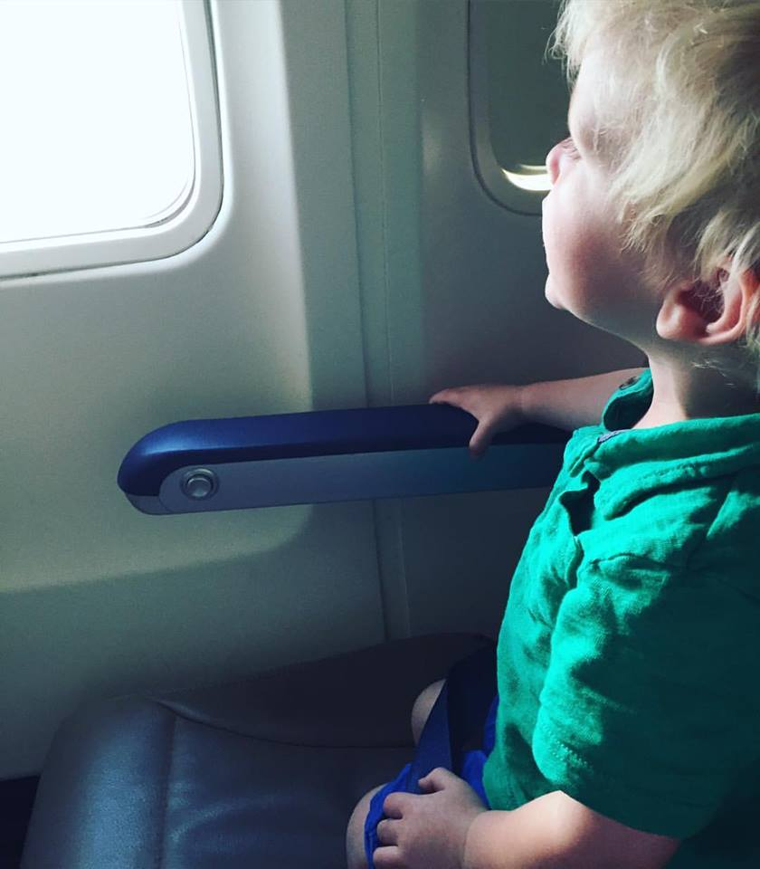 A simple rule for traveling {and life} with kids