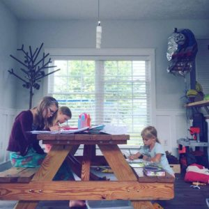 Why this type-A mom doesn't plan her homeschool year