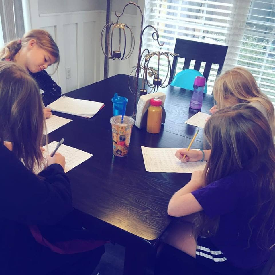 Why morning time is a game-changer for your homeschool