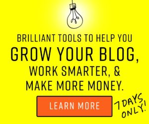 Read more about the article Grow your blog, work smarter & make more money
