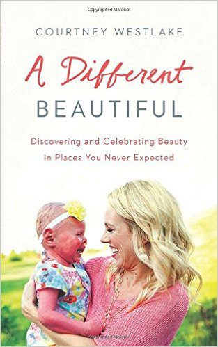 A Different Beautiful by Courtney Westlake {Memoir}